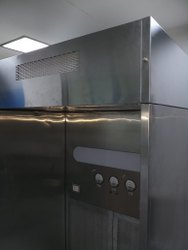 Solvent Booth