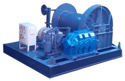 20 Ton Electric Winch Machine