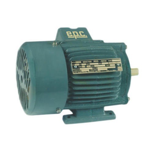 0.18	KW Three Phase 1HP EPC Motor, IP Rating: IP55
