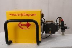 Three Phase Vehicle Washing Machine, Pressure: 120-150 Bar