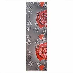 Grey Rose Door