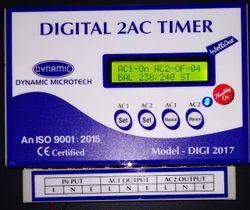 AC Timer Digital Heavy Duty
