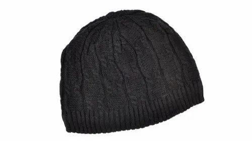 7ee509c11be Woolen Caps - Woolen Cap Manufacturer from Ludhiana