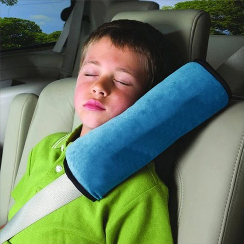 Baby Car Seat Cushion Comfortable Kids Sleep Pillow