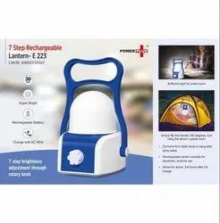 E223 - 7 step Rechargeable Lantern