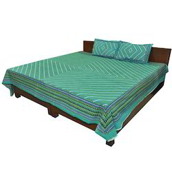 Printed Double Bedsheet n Pillow Covers 124