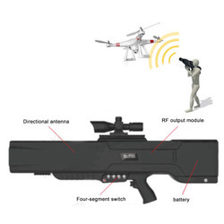 Professional Drone Uav Jammer/Blocker