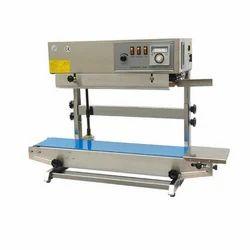 Vertical Continuous Bag Sealing Machine