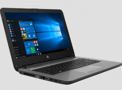 Grey HP 348 G4 Notebook PC Energy Star, Operating System: Windows
