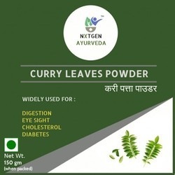 Curry Leaves Powder - 150 Gms, Packaging: Pack
