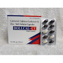 Calcium Carbonate Calcitriol Zinc Soft Gelatin Capsules