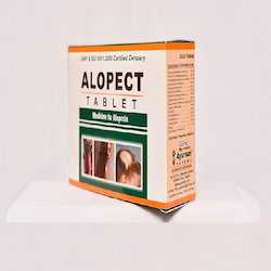 Alopect Tablet for Clinical
