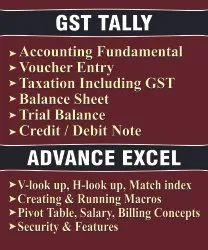 Tally Gst Training