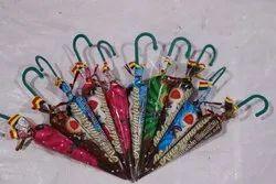 Kids Umbrella Choco Filled Cone
