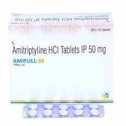 Amitriptyline 50 Mg Tablets