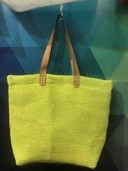 Dyed Matty Jute Bag