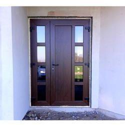 Laminated PVC Door, Exterior