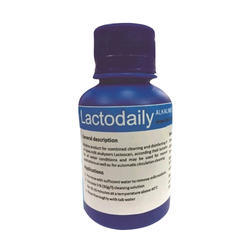 Lactodaily Milk Analyzer Cleaning Solution