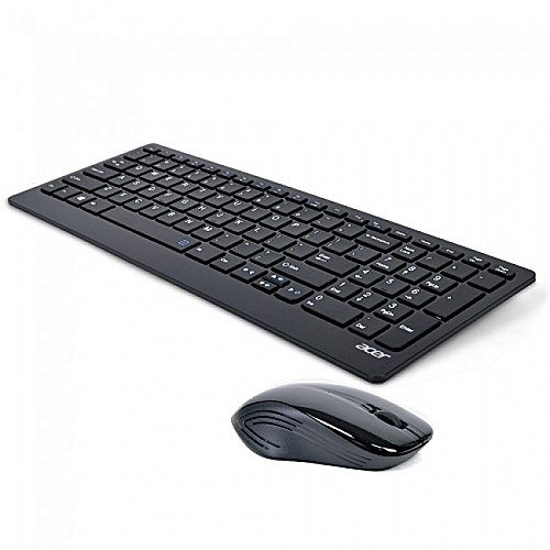 Acer Wireless Keyboard Mouse Set