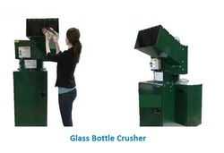Glass Bottle Crusher, Direct