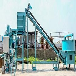 Automatic Flyash Brick Making Machine