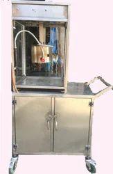 Popcorn Machine Cabinet With Wheel