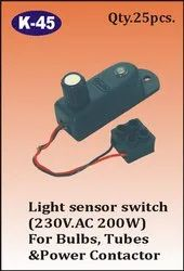 K-45 Light Sensor Switch