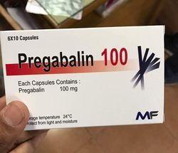 pregabalin 100mg cap