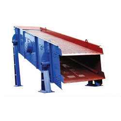 Vibrating Screen At Paper Machine