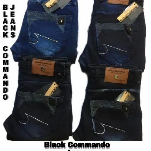 722d525c32183d 4 Culor Denim Balloon Fit Jeans, 8511948623, Rs 520 /piece | ID ...