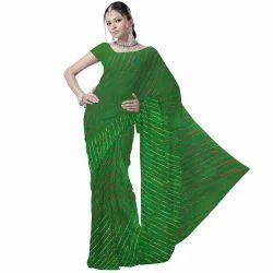 Ethnic Designer Lehariya Saree 189