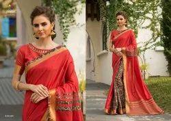 Rachna Art Silk Digital Printed Digi Silk Catalog Saree For Women