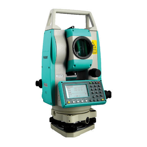 Electronic Total Station, GMT Total Station, Second Hand Total Station,  Used Total Station, टोटल स्टेशन in Bhadra, Ahmedabad , Associate Agencies    ID: 5021768748