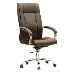 Leather Executive Revolving Chair