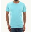 Cotton Round Neck Plain T-shirts, Size: S To Xxxl