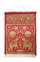 Indian Silk Wall Hanging