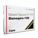 Danazol Capsules 100 mg