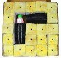 Hydroponics Rockwool Cube