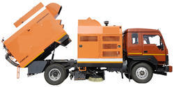 Street Sweepers Truck