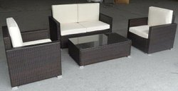 Coffee Brown Outdoor Furniture