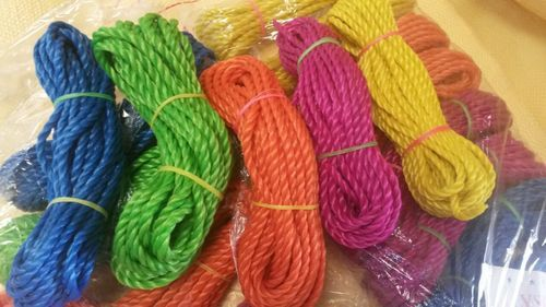 HDPE Rope - HDPE Mono Rope Manufacturer from Rajkot