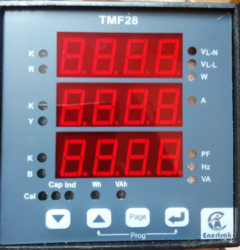 Three Phase Digital Meter