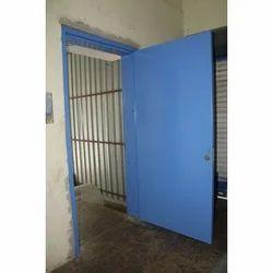 Metal Hospital  Door