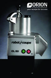 Robot Coupe Vegetable Cutting Machine