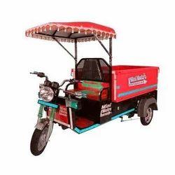 Three Wheel Electric Cargo Loader