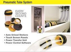 Pneumatic Tube System