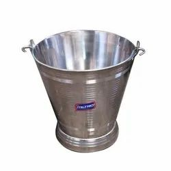 10 Litre Stainless Steel Bucket