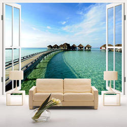 3D Wallpaper in Delhi Manufacturers Suppliers of 3D Wallpaper