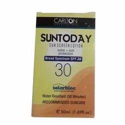 Suntoday Sun Screen Lotion
