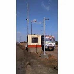 Impression CCTV Camera Pole